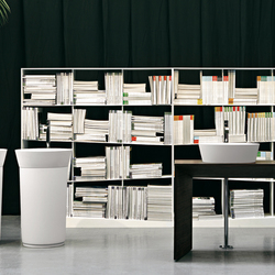 Panta Rei Collection | Shelving | antoniolupi