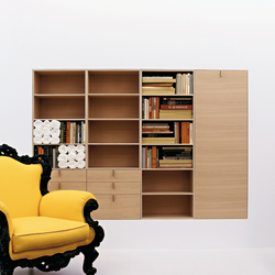 Materia Collection | Shelving systems | antoniolupi