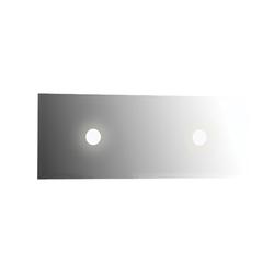 Veranda mirror | Wandspiegel | ROCA