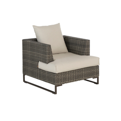 Luxor | 6540 | Garden armchairs | EMU Group