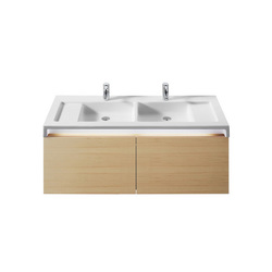 Stratum basin | Armarios lavabo | ROCA