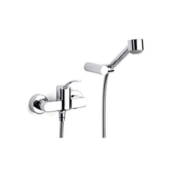 Moai shower mixer | Shower taps / mixers | ROCA