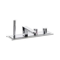 Touch bath mixer | Wash-basin taps | ROCA