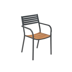 Segno | 267 | Restaurant chairs | EMU Group