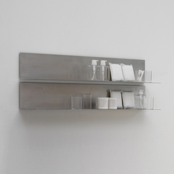 Steel | Shelves | antoniolupi