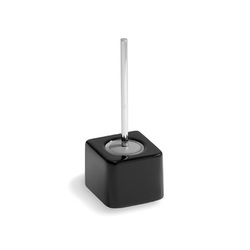 Box toilet brush holder | Portascopino | ROCA