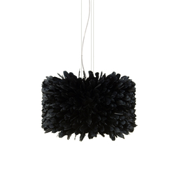 ring k1 black | General lighting | pluma cubic