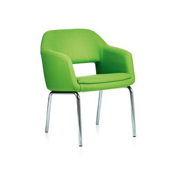 Largo | Visitors chairs / Side chairs | Johanson