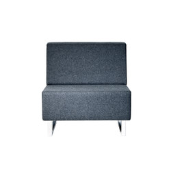 U-sit 71 | Modular seating elements | Johanson