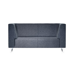 U-sit 72 with corner backs | Lounge sofas | Johanson