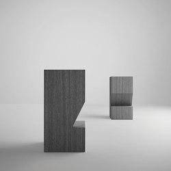 HT101 poggia | Bar stools | HENRYTIMI