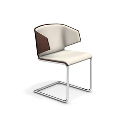 Carma II 1112/00 | Visitors chairs / Side chairs | Casala
