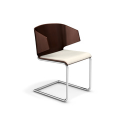 Carma II 2112/00 | Visitors chairs / Side chairs | Casala
