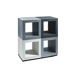 H 176 Cube | Shelves | Hansen