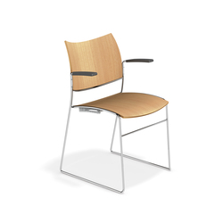 Curvy 3288/10 | Multipurpose chairs | Casala