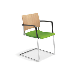 Feniks II 3487/10 | Visitors chairs / Side chairs | Casala