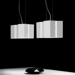 Fold suspension 420 mm | General lighting | Pallucco