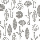 Forest 8300 | Vorhangstoffe | Svensson Markspelle