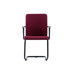 Amia | Visitors chairs / Side chairs | Steelcase