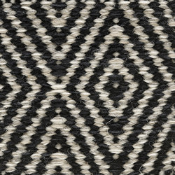 Häggå Goose Eye XL | Almost Black-Winter Landscape 9537-9835 | Rugs | Kasthall