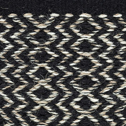 Ingrid Black-White 855 | Rugs / Designer rugs | Kasthall