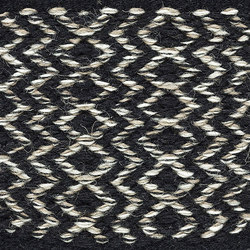 Ingrid Icon | Black-White 855 | Rugs | Kasthall