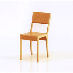 Cork chair | Stühle | Galerie Kreo