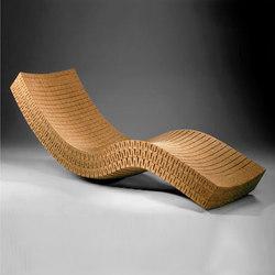 Cortica | Chaise longues | DMFD Studio