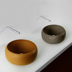 Cork wash basin | Wash basins | Simpleformsdesign