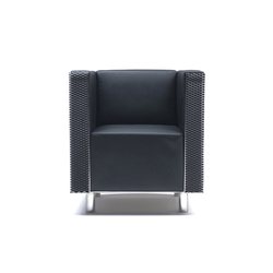 Lounge Chair for Bridgestone | Loungesessel | Living Divani