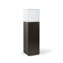 Solitaire | Display cabinets | team by wellis