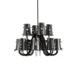 Lola chandelier | Ceiling suspended chandeliers | Brand van Egmond