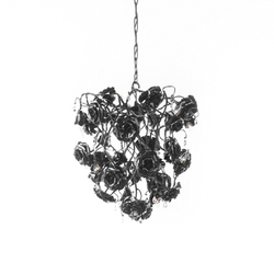 Love you Love you not | Ceiling suspended chandeliers | Brand van Egmond