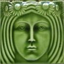 Art Nouveau wall tile F43a.11 | Wall tiles | Golem GmbH