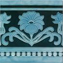 Art Nouveau wall tile F70.V1 | Azulejos de pared | Golem GmbH