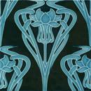 Art Nouveau wall tile F69.V1 | Carrelage mural | Golem GmbH