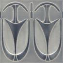 Art Nouveau wall tile F75 | Wall tiles | Golem GmbH
