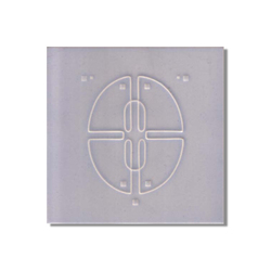 Art Nouveau wall tile F47b | Piastrelle per pareti | Golem GmbH