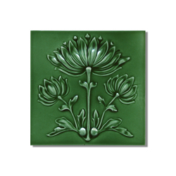 Art Nouveau wall tile F52.28 | Azulejos de pared | Golem GmbH