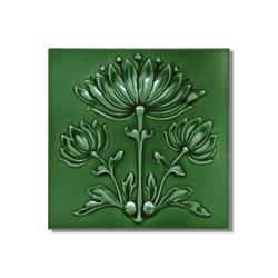 Art Nouveau wall tile F52.28 | Wall tiles | Golem GmbH