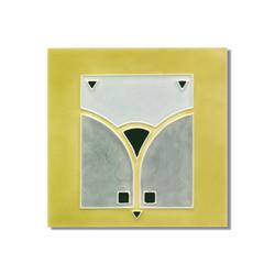 Art Nouveau wall tile F65.V2 | Piastrelle per pareti | Golem GmbH