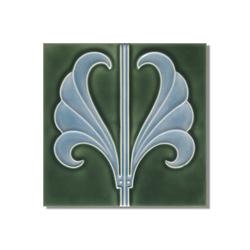 Art Nouveau wall tile F53c.V2 | Carrelage mural | Golem GmbH