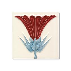 Art Nouveau wall tile F53a.V1 | Wall tiles | Golem GmbH