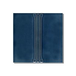 Art Nouveau wall tile F30b | Piastrelle per pareti | Golem GmbH