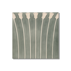 Art Nouveau wall tile F19b.V2 | Wall tiles | Golem GmbH