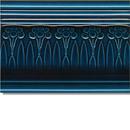 Art Nouveau border B13.51 | Azulejos de pared | Golem GmbH