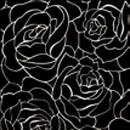 Cabaret Noir Panoramice 25x60   Piastrelle per pareti   Venus Ceramica