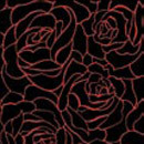 Cabaret Rouge Panoramice 25x60   Piastrelle per pareti   Venus Ceramica