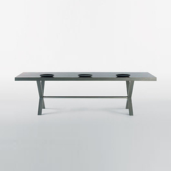 Architecture X | Dining tables | Catherine Memmi