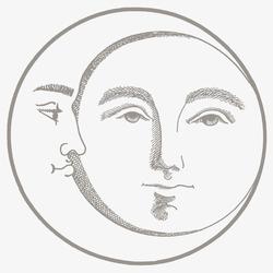 Soli e Lune Platino 4B | Wandfliesen | Ceramica Bardelli